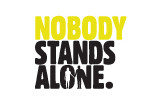 Nobody Stands Alone logo