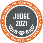 AMI Awards for Marketing Excellence Judge 2021
